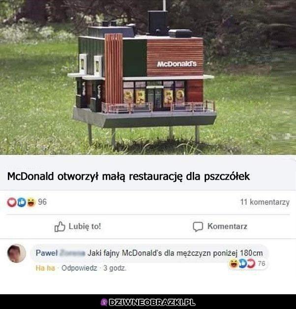 Specjalny McDonald