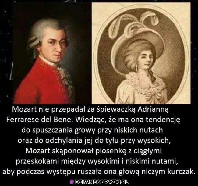Mozart Troll