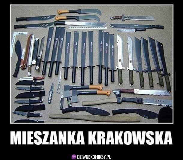 Mieszanka krakowska