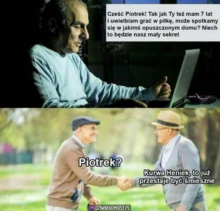 Cześć Piotrek