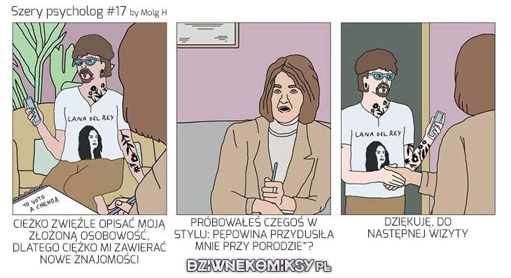 Szczery Psycholog #17