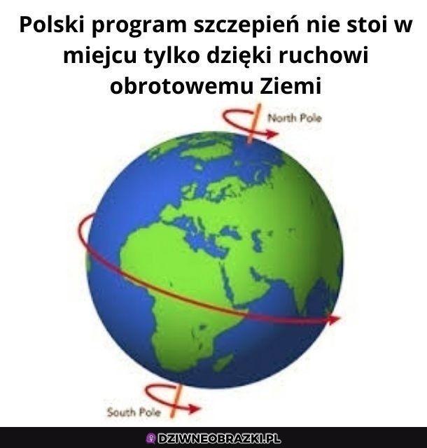 Polskie szczepienia