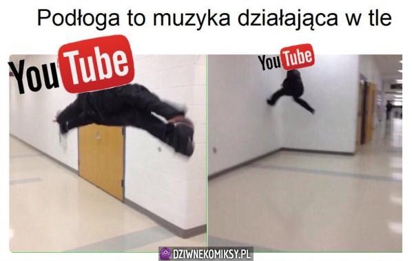 Youtube na smartfonie