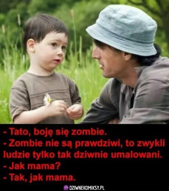 Strach przed zombie