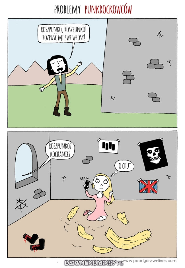 Problemy punkrockowów