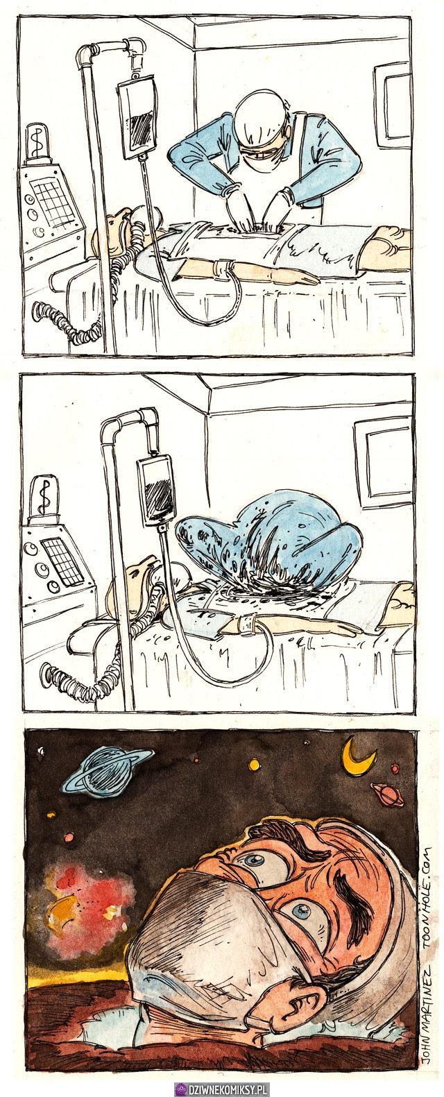Podczas operacji