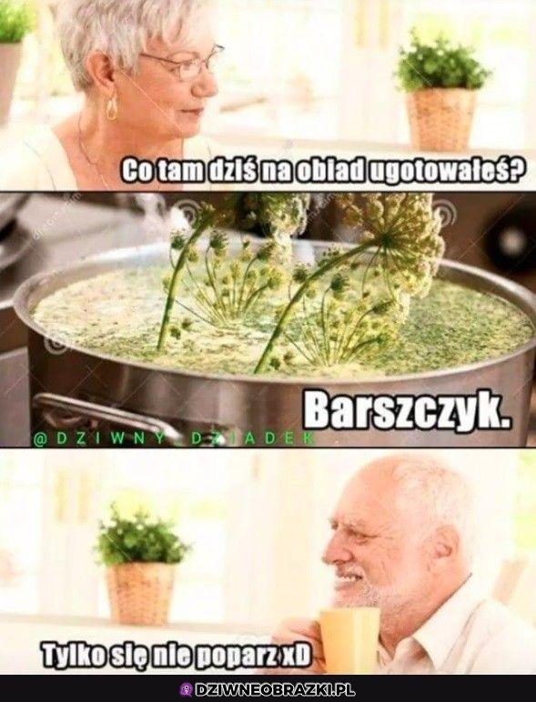 Zupka na obiadek
