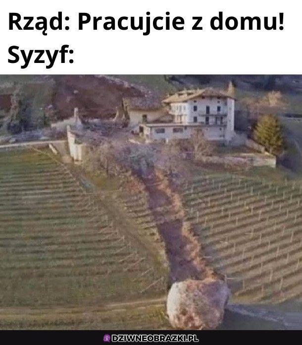 Nawet Syzyf