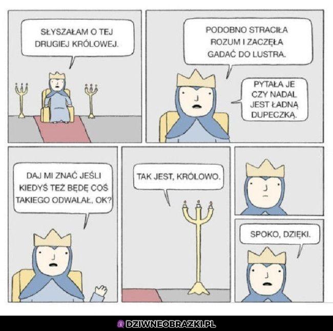 Ta druga królowa