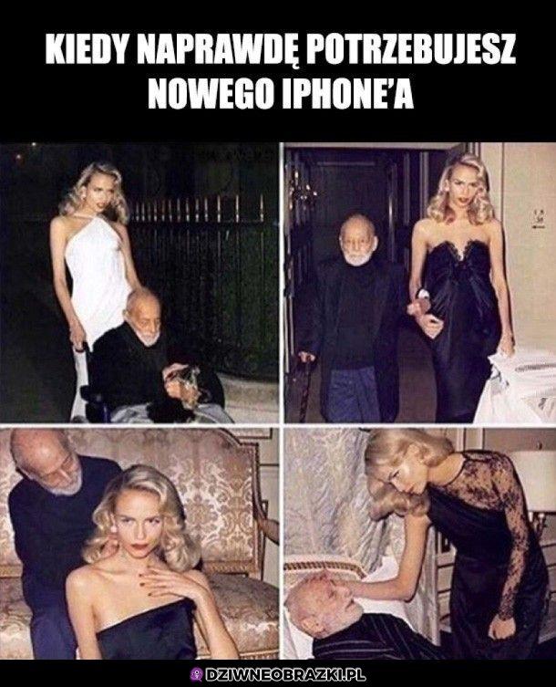 Kiedy naprawdę potrzebujesz tego iphone