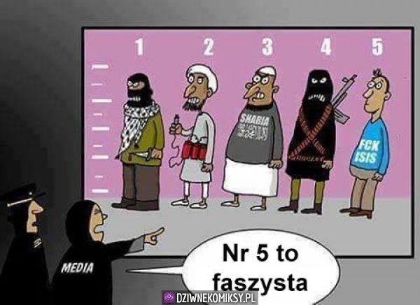Jak zostać faszystą według mediów?