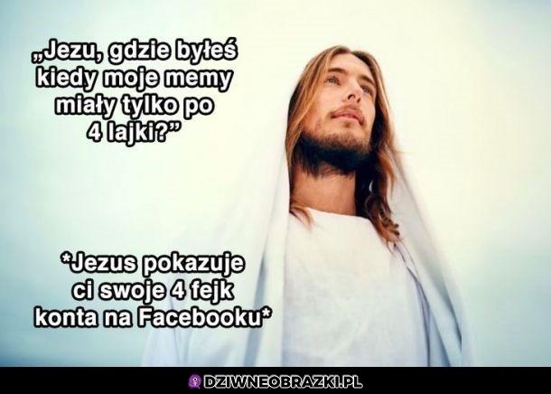 Gdzie był Jezus?