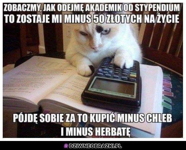 Bycie studentem w Polsce