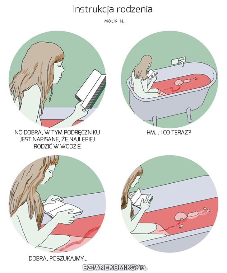 Instrukcja rodzenia