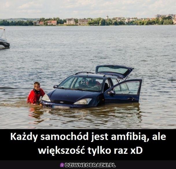 Chyba,  że przyjedzie z Niemiec do Polski