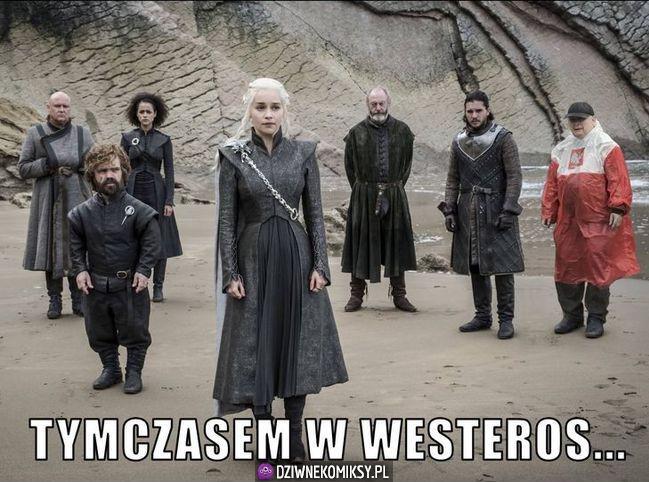 Tymczasem Westeros