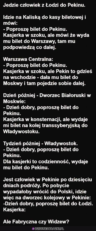 Kiedy chcesz wyjechać z Polski do Chin