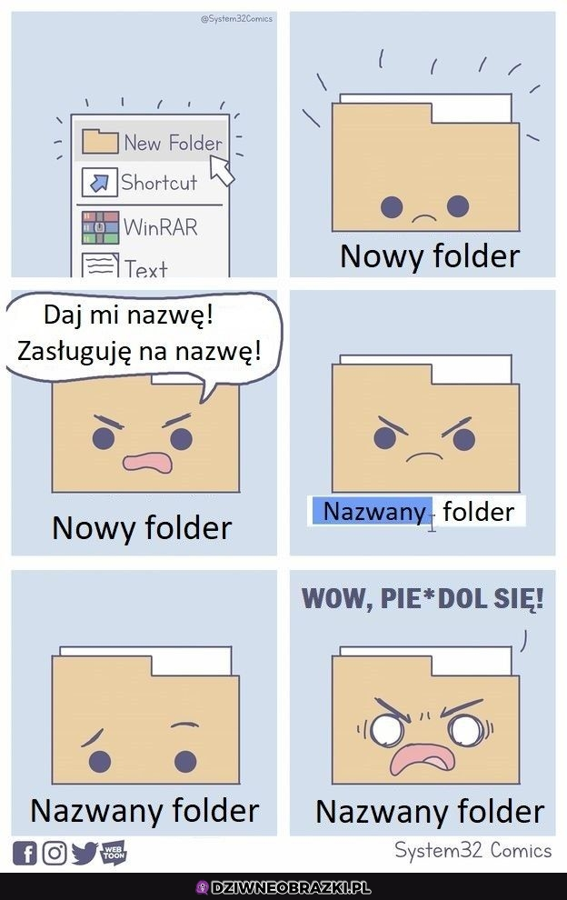 Nazwa folderu