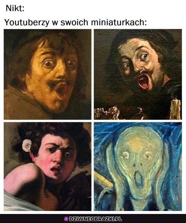 Typowi youtuberzy