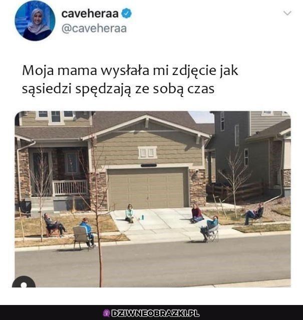 Spotkanie sąsiedzkie