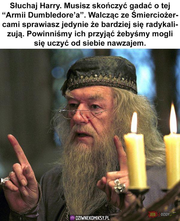 Słuchaj Harry, jest sprawa